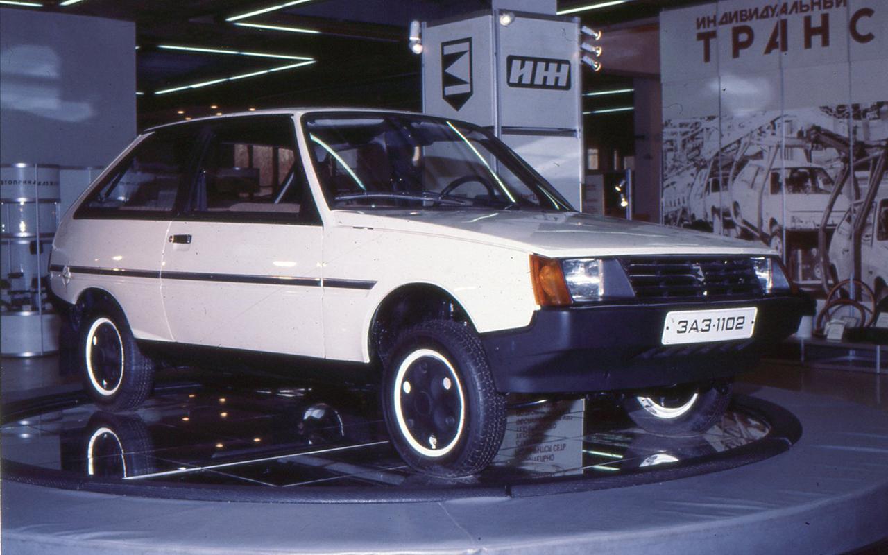 ЗАЗ-1102 Таврия