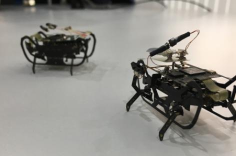 Rolls-Royce рассказал о разработке роботов для ремонта авиадвигателей