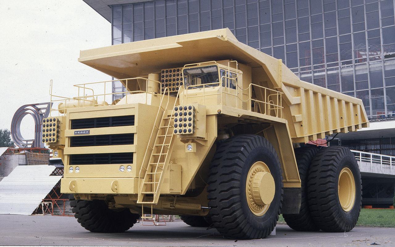 БелАЗ-75123