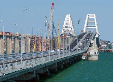 Более 670 тыс. автомобилей проехали по Крымскому мосту с момента открытия