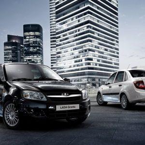 «АвтоВАЗ» увеличил экспорт на 64%