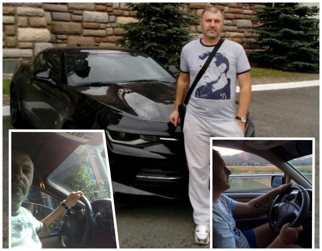 Защитник нашей сборной Владимир Гранат тоже любит скорость