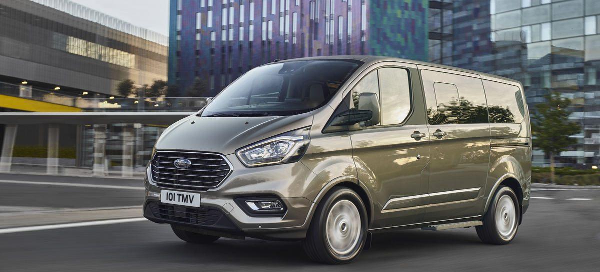 К российским дилерам поступили Ford Tourneo Custom и Ford Transit Custom 2018-го модельного года
