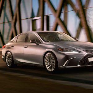 Lexus объявляет о начале приема заказов на элегантный бизнес-седан Lexus ES седьмого поколения
