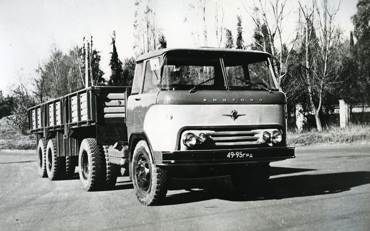 КАЗ-608 Колхида