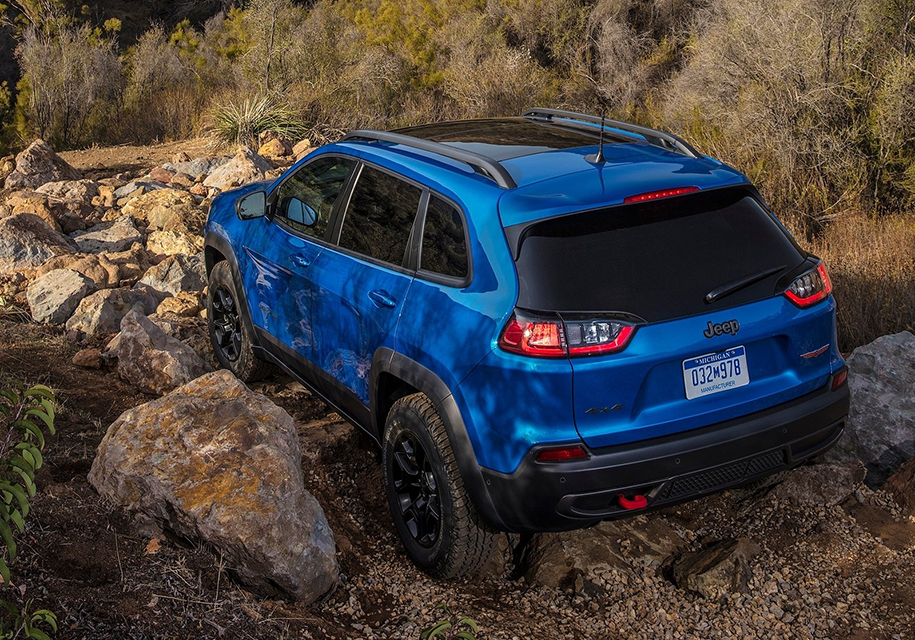 Jeep Cherokee 2019 Trailhawk