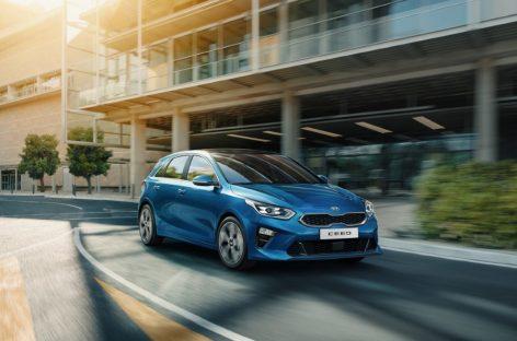 KIA Ceed нового поколения в России: 1,4-литровый турбомотор и «робот»
