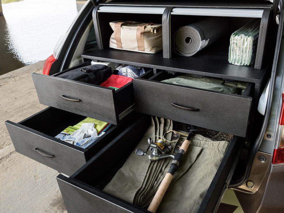 Datsun mi-Do комплектация для рыбаков