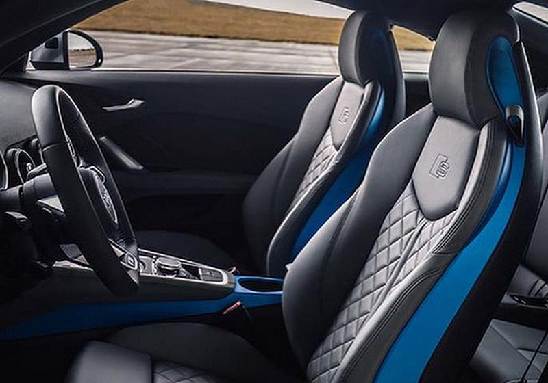 Audi TTS салон 2019