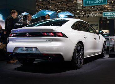 Новый Peugeot 508: первое видео из Франции