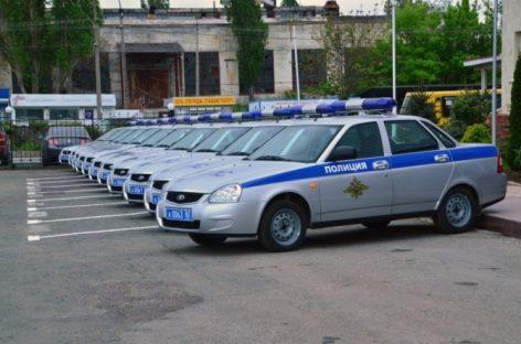 Служебные автомобили полиции и «Росгвардии» получат новые цвета