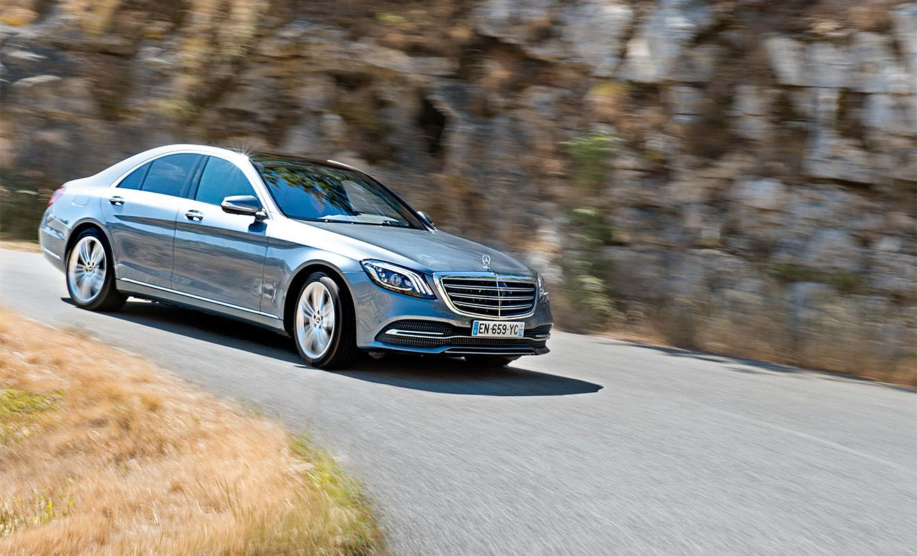 Mercedes-Benz W22 подешевел
