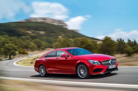 Отзыв Mercedes-Benz CLS в России