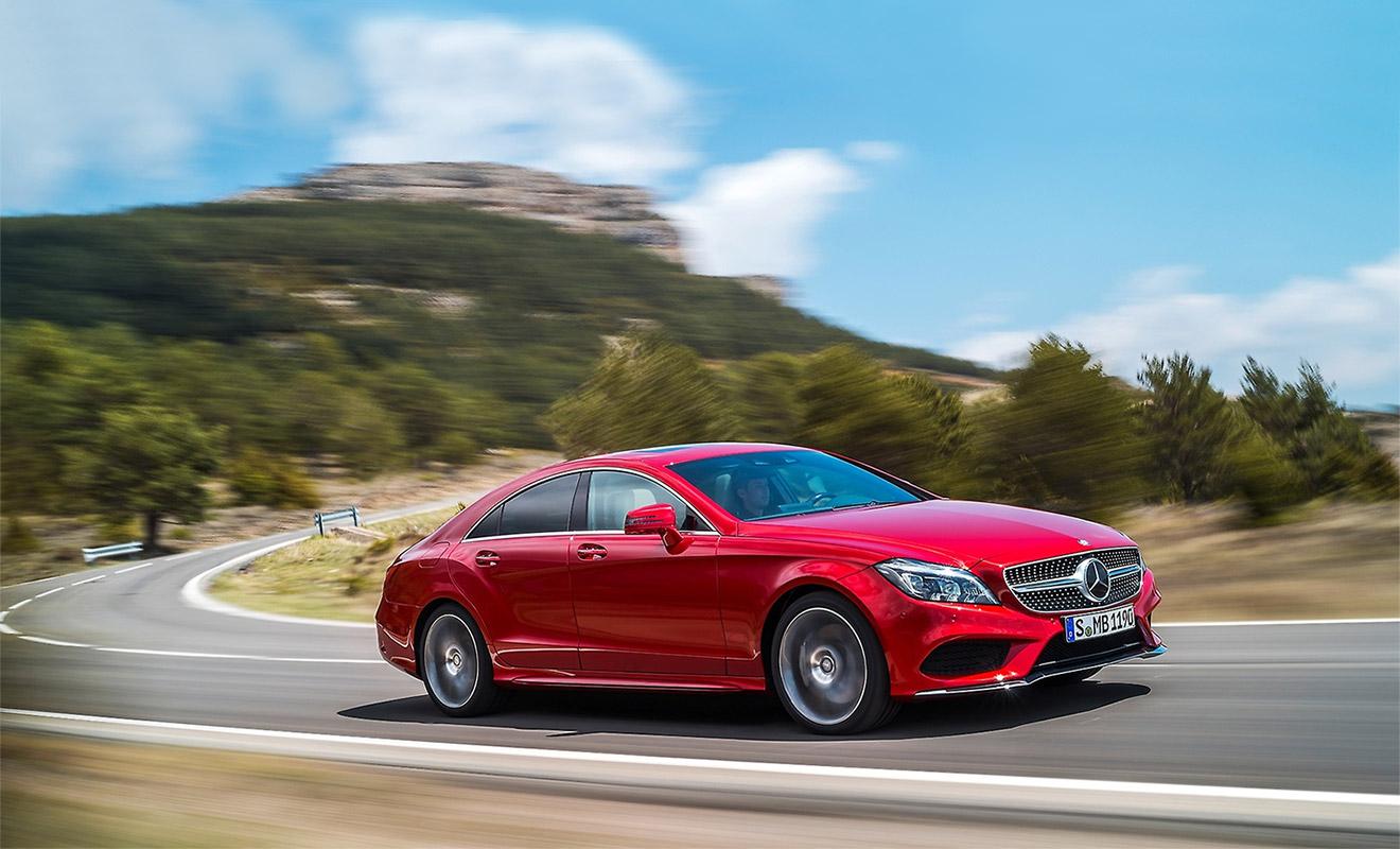 Mercedes-Benz CLS (W218) подешевел на миллион четыреста тысяч