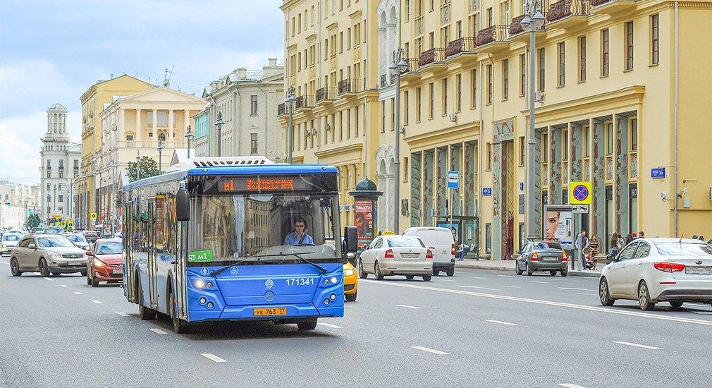 Пробки - пользуйтесь общественным транспортом