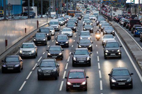 ТОП-20: Обеспеченность автомобилями в крупнейших городах России