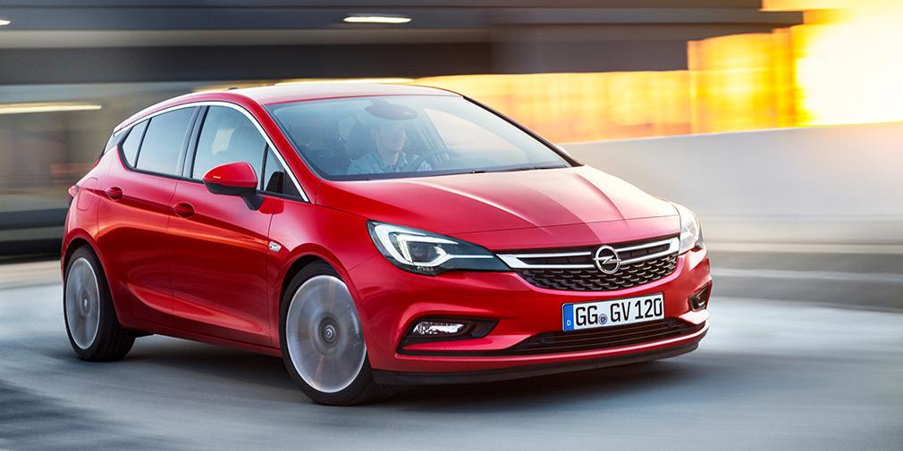 Opel Astra K может вернуться в 2019 году