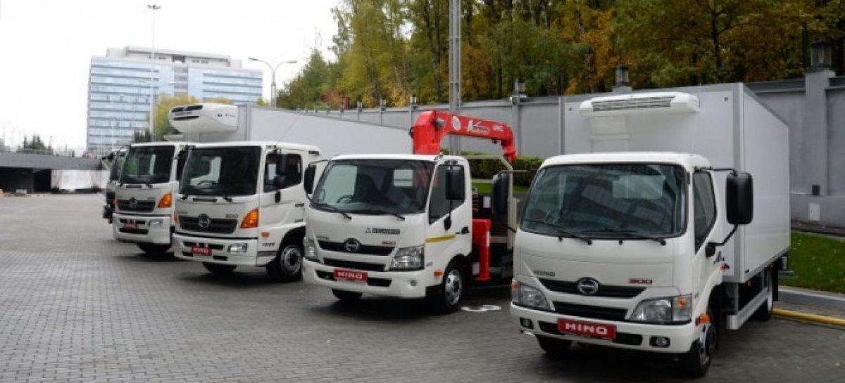 Японская Hino в августе начнет строительство автозавода в Подмосковье