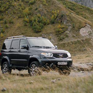 UAZ остановил разработку нового «Патриота»