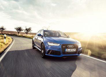 Суперуниверсал Audi RS6 получит двигатель от Lamborghini Urus