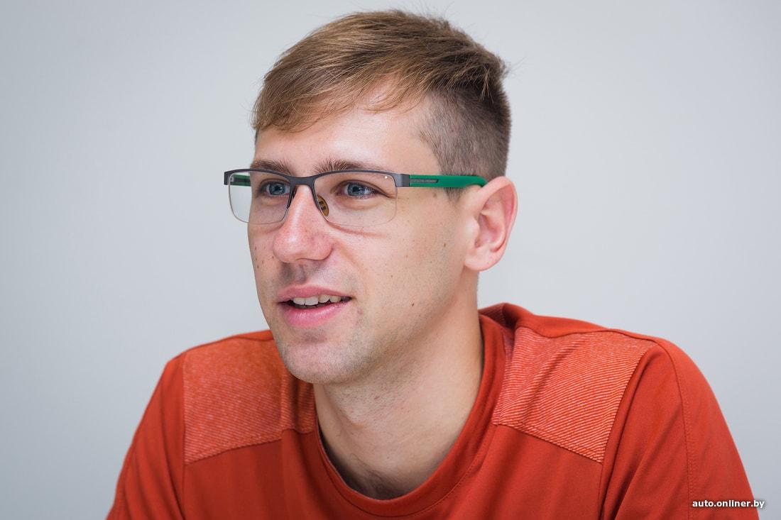 Дальнобойщик из Минска на интервью
