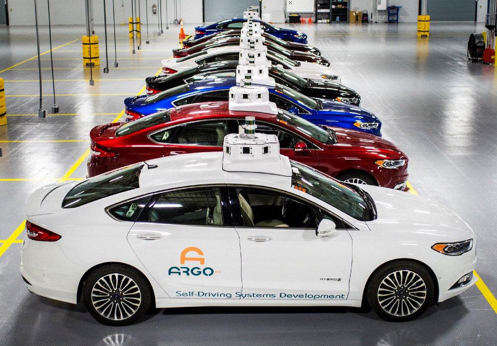 Ford организует дочернее предприятие