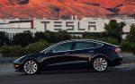 Tesla заявила о новых целях по производству Model 3