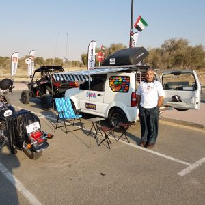 Дубай-Москва-Дубай или как преодолеть 12 000 км на «железном коне»