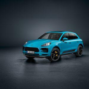 Мировая премьера в Шанхае: Porsche представляет новый Macan