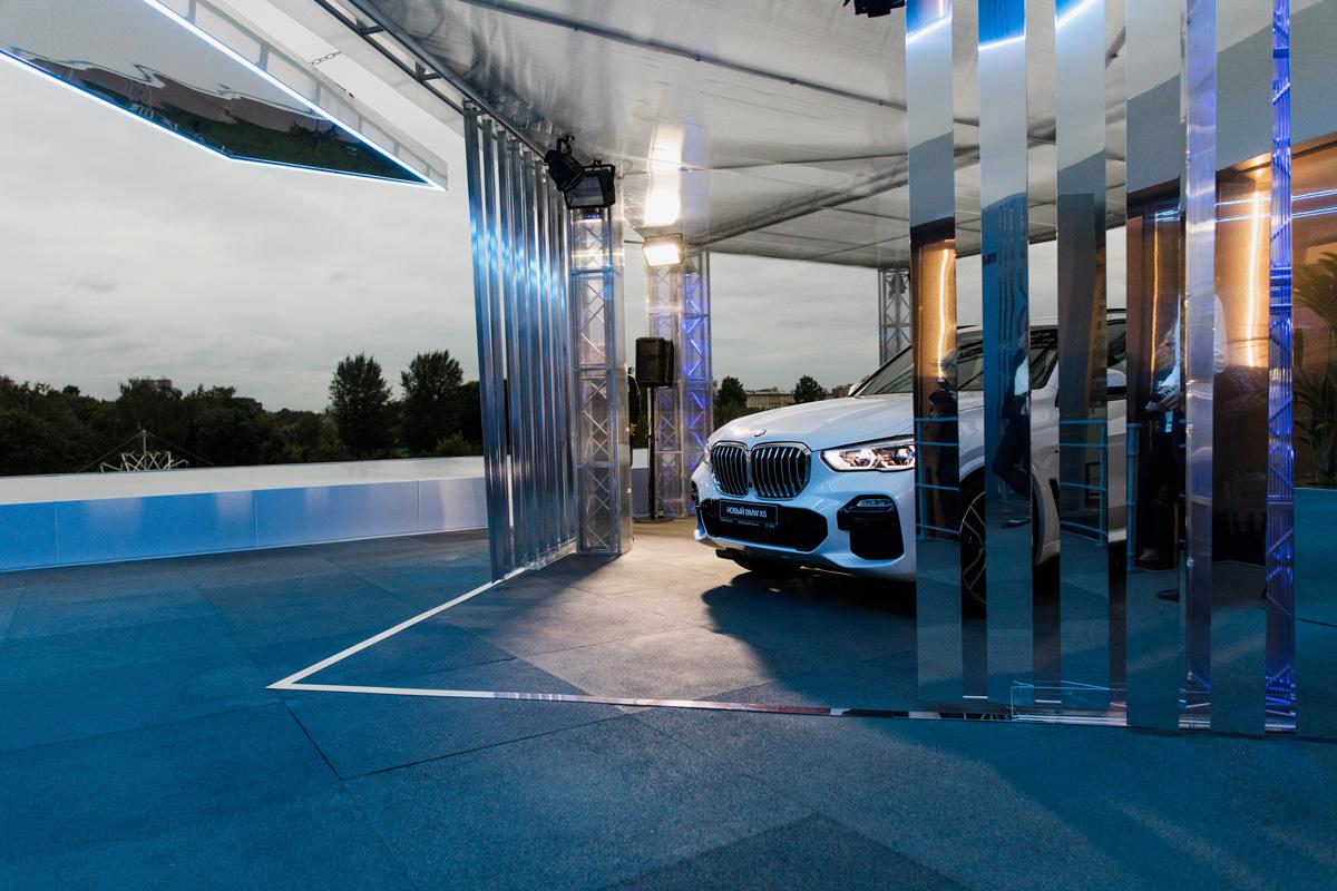 BMW X5 2019 предпремьерный показ