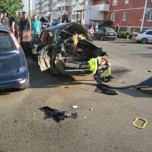 Жара в Краснодаре – взрываются авто с ГБО (ВИДЕО)
