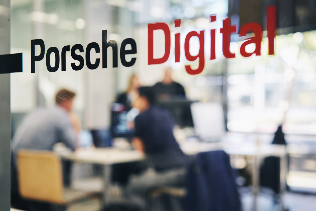 Porsche Digital в Сан-Хосе