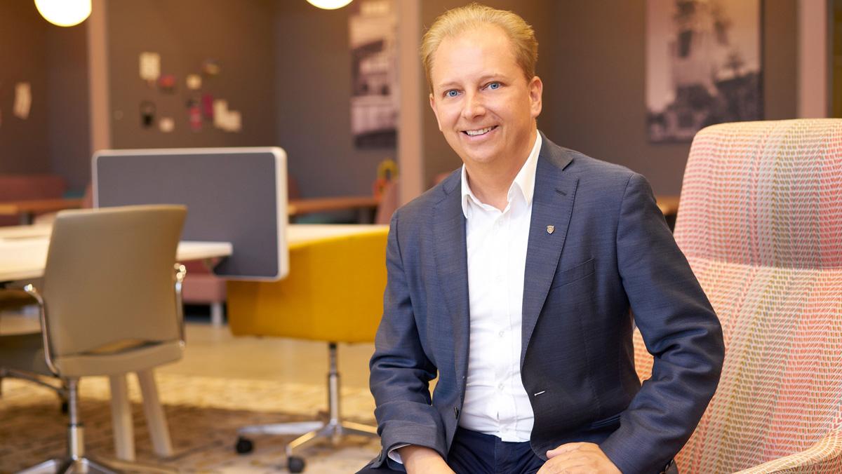 Porsche Digital, генеральный директор