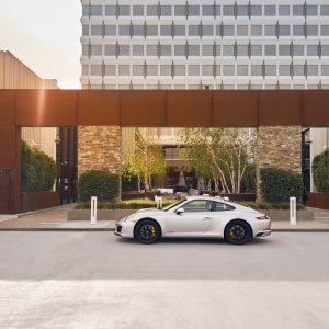 Porsche инвестирует в стартап-компанию Кремниевой долины Miles