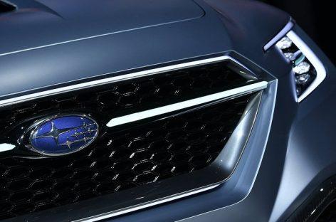 Subaru выпустит несколько новых моделей