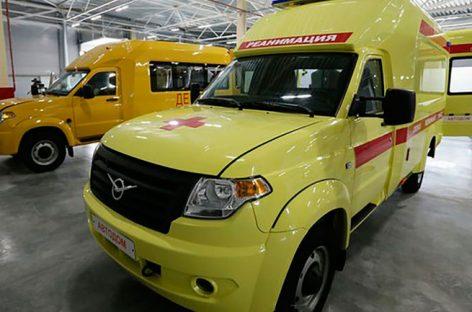 В Ульяновске показали замену для модели УАЗ «Буханка»
