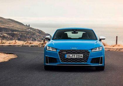 Audi TTS 2019 рассекретили