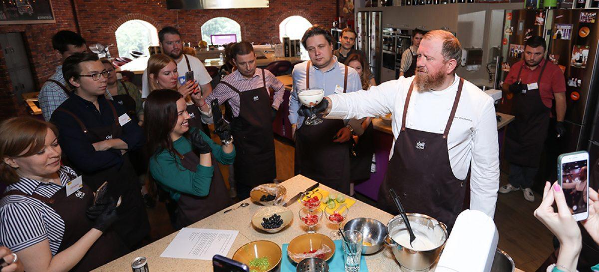 Shell объявляет о привлечении известного шеф-повара Константина Ивлева в качестве амбассадора