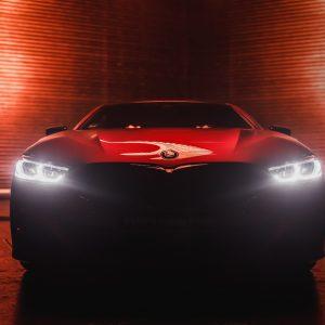 В Большом театре состоялась российская премьера абсолютно нового BMW 8 серии Coupe