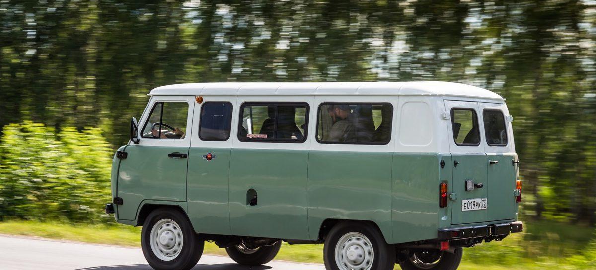 УАЗ: cтарт производства юбилейной версии Буханки