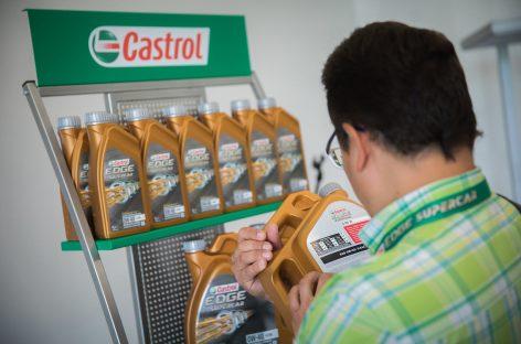 Шампунь для двигателя Castrol Engine Shampoo