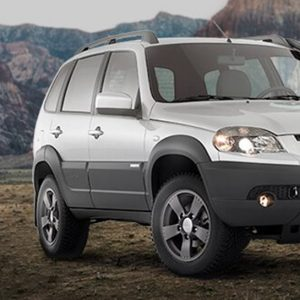 Chevrolet NIVA на льготных условиях
