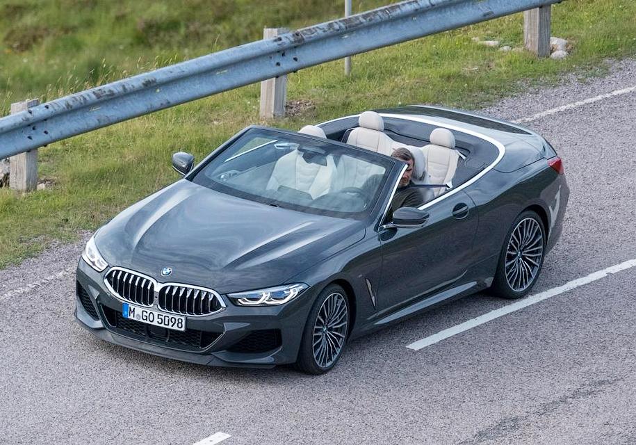 BMW - 8 series 2018
