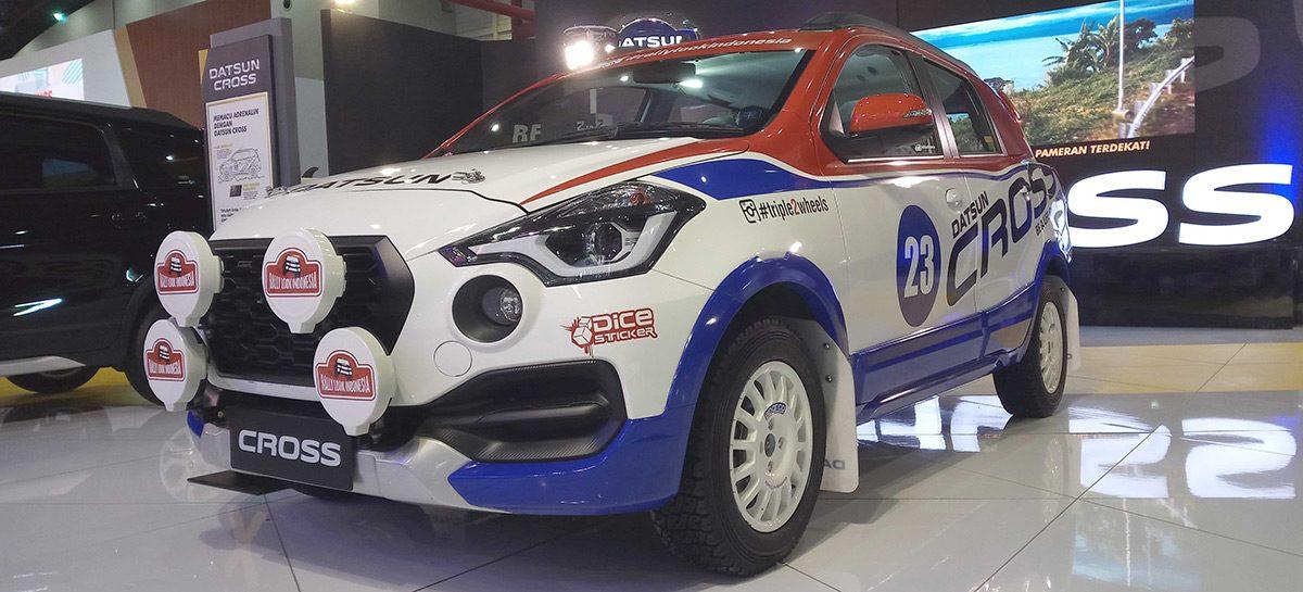 Новинка от компании Datsun: раллийный кроссовер Datsun Cross Rally