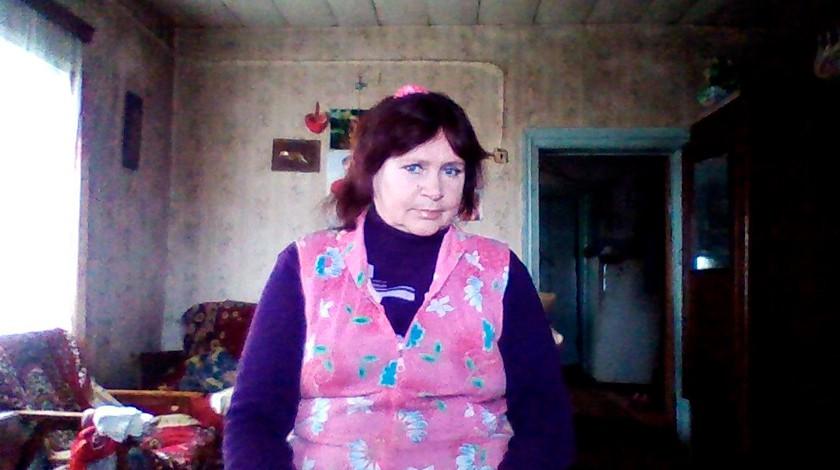 Татьяна Мезь, сбитая Александром Райдером