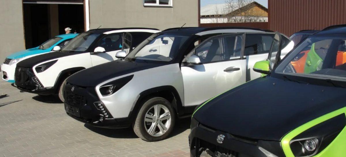 """""""Ё-мобили"""" появились в продаже за несколько миллионов рублей"""