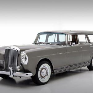 Универсал Bentley c кузовом Mercedes-Benz выставили на продажу