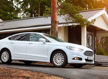 Обновленный Ford Mondeo стал доступен в России