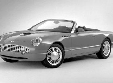 Ford Thunderbird: малоизвестные факты о легендарном авто