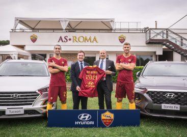 Hyundai Motor объявила о подписании многолетнего соглашения с ФК «Рома»